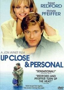 Up Close And Personal DVD (Region 4, 1996) FREE POST