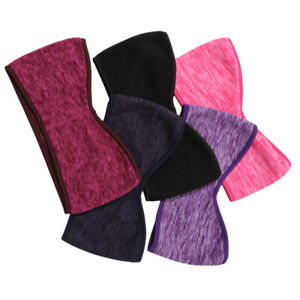 Fleece Headbands For Men & Women Thick Warm Unisex Soft Skiing Ear Warmer BB