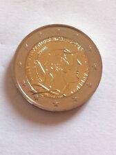 PIECE 2€  PAYS BAS  2013  COMMEMORATIVE  200  ANS  DU  ROYAUME