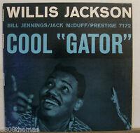 "Willis Jackson/Cool ""Gator""/Prestige/PRLP7172/NM/VG+/RVG/DG"