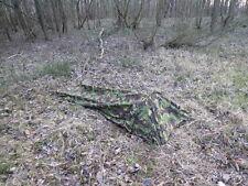 Orig.NL Armee CARINTHIA EXPLORER Two DPM Hooped Bivy Bag & Packsack NEUWARE