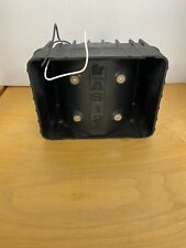 Federal Signal Corporation As124 Police Siren Speaker 100w