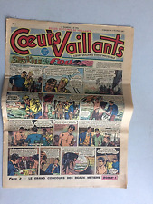 Coeurs Vaillants N°5 DIMANCHE 4 FÉVRIER 1951 BE