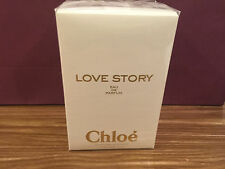 LOVE STORY CHLOE EDP 75 ML / 2.5 OZ SPRAY WOMEN NIB SEALED BOX ORIGINAL
