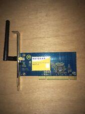 WG311v3 Netgear 54mbps Wireless PCI Adapter ~Free Shipping~