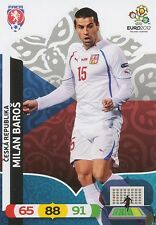 MILAN BARROS # REP.CZECH CARD PANINI ADRENALYN EURO 2012