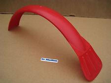 Essais en plastique rouge avant garde-boue BULTACO OSSA MONTESA FANTIC YAMAHA TY HONDA TL