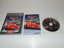 Disney Pixar Cars 1 | Platinum | Sony PlayStation 2 PS2 PAL | Complete