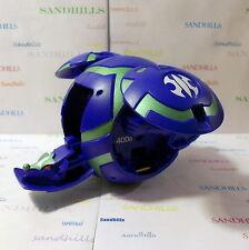 "Bakugan Saurus Blue Aquos Deka (3.25""/8.25cm) 400G"