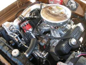 Paxton Mopar Big Block Dodge 440 RB Carbureted NOVI 1500 Supercharger System