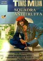 TOMAS MILIAN - SQUADRA ANTITRUFFA (1977)di Bruno Corbucci DVD EX NOLEGGIO MEDUSA