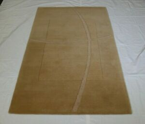"""5'0"""" x 8'0"""" ft. Hand Tufted Oriental Wool Area Rug"""