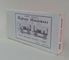 Jordan Highway Miniatures DEPOT BAG WAGON KIT 360-301