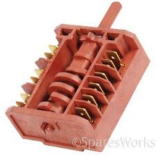 TRICITY BENDIX Oven Cooker Hob Selector Switch Deka 6 Heat Positions Genuine