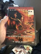 Xxx (Dvd) Vin Diesel Widescreen Special Edition - New & Sealed