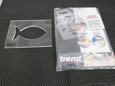 CLEARANCE LINE TREND TEMPLATE INLAY FISH TEMP/IN/FIS