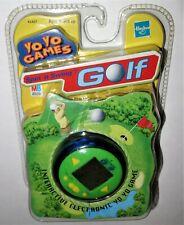 Rare! Milton Bradley Electronic Game YoYo Spin n Swing Golf-New-Blister Pack