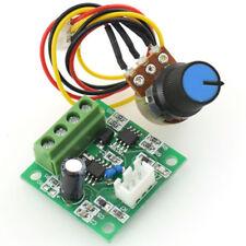DC 3V 5V 6V 9V 12V 2A PWM Speed Controller Regulator Low Voltage Mini Motor Pump