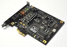 CREATIVE SB0880 Soundblaster PCI Express DP/N 0F333J Sound Blaster X-fi Titanium