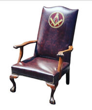 More details for masonic lodge armchair