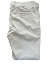 Gap Slim Stretch Carls Stone Chinos (36w x 32l)