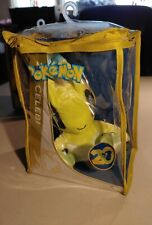 "CELEBI + PIKACHU Pokemon 20th Anniversary Exclusive Limited Edition 8"" Plush"