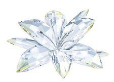NIB $325 Swarovski LILY FLOWER CRYSTAL FIGURINE #5117446