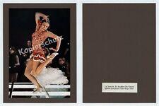 "Color Photo LA Jana Film ""it lights the Stars"" Revue EROTIC DANCE FETISH 1938!!!"