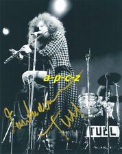 Ian Anderson/Jethro Tull/- autógrafo, fotocopia/copy, 10x15 cm
