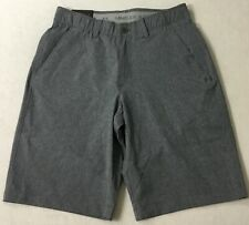 Under Armour Men's 10.5� Match Play Vented Short 1272358 Gray 012 Size 30