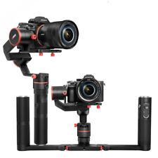 Feiyu A1000 3-axis Stabilizer for DSLR/Mirrorless Cameras + Dual Handle Holder