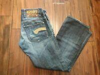 G Star Raw Heller Low Boot Jeans Men's 32 Waist 30 Inseam