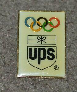 Vtg UPS Olympic Sponsor Pin