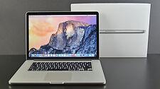 """Apple MacBook Pro 12,1 Core i5 2.7GHz 13"""" Early 2015 / 128G SSD, 8G RAM"""