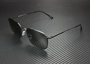 GIORGIO ARMANI AR6080 300171 55 Matte Black Green 55 mm Men's Sunglasses