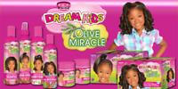 African Pride Dream Kids Olive Miracle /Detangling /shampoo /Oil -Full Range