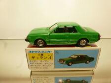 DIAPET G-138 MITSUBISHI GALANT SAPORRO - GREEN 1:40 - GOOD CONDITION IN BOX