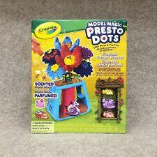 * NEW * Crayola Model Magic Presto Dots Fragrant Garden Playset (Kayleigh & Co.)