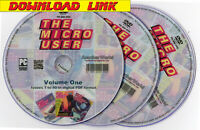 THE MICRO USER MAGAZINE Full Collection DOWNLOAD BBC Micro/Acorn Electron Games