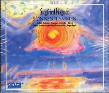 Siegfried Wagner Sonnenflammen CD NEW Roger Epple Trekel Schuster Brunner
