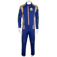 Star Trek Discovery General Uniform Cosplay Costume New Starfleet USS Discovery