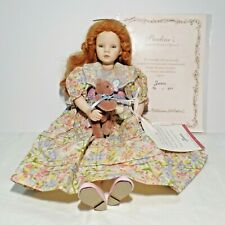 "Pauline 12"" Doll - Janie - limited edition doll"