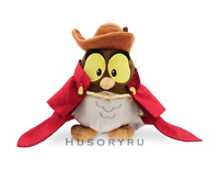 Disney Store Animators' Collection Owl Plush Doll Sleeping Beauty Small 6''