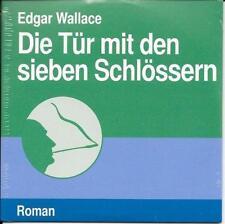 Hörbücher und Hörspiele mit Krimi- & Thriller Edgar Wallace Ungekürzte