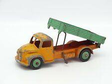 Dinky Toys GB 1/43 - Dodge Benne Basculante Orange et verte