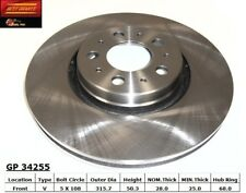 Disc Brake Rotor fits 2003-2009 Volvo XC90 S60  BEST BRAKES USA