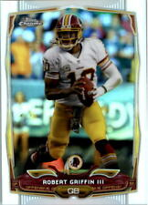 080123d06 Rookie Topps Robert Griffin III Single Football Cards for sale
