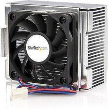 StarTech 85x70x50mm Socket 478 CPU Cooler Fan with Heatsink & TX3 Connector