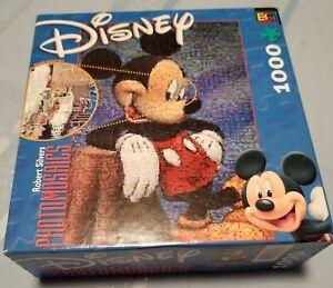 Disney Photomosaics 1000pc Jigsaw Puzzle Mickey Mouse