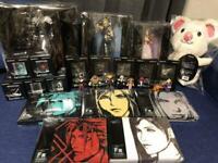 FINAL FANTASY VII 7 REMAKE Release Commemoration Kuji Full Complete set Rare